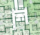 1-комнатная квартира, 49. 2 кв.м., 2/16 этаж, новостройка
